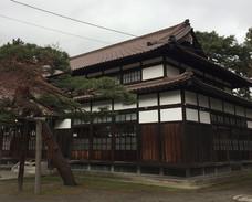 Aizu castle dojo