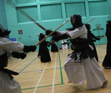 Tsubaki senior practice