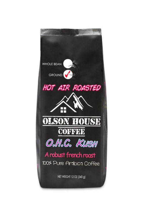 Hot Air Roasted Coffee