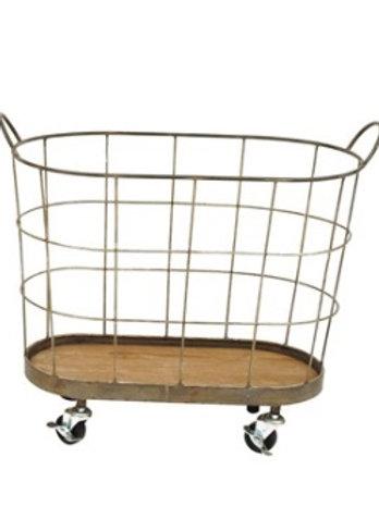 Metal Laundry Baskets