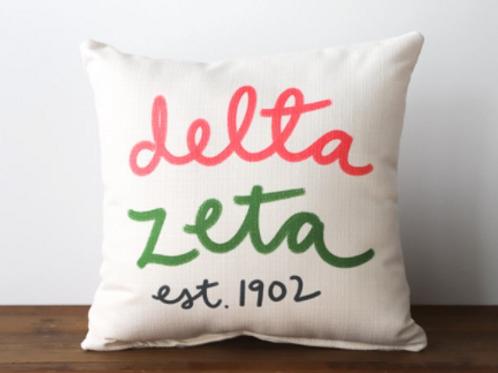 Delta zeta est. 1902