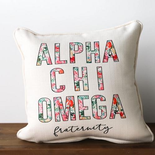Alpha Chi Omega Fraternity