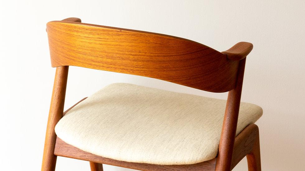 Kai Kristiansen Nail Chair Teak