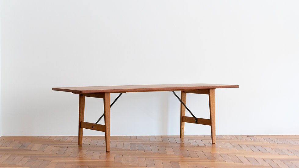 "Borge Mogensen  158 ""Hunting Table"""