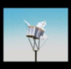 Kinetic wind works