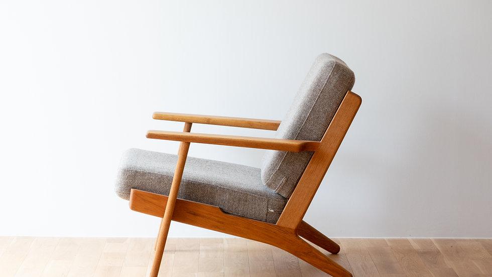 Hans J Wegner GE290 Sofa  Oak