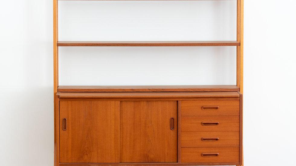 Open shelf with Bureau desk Sweden