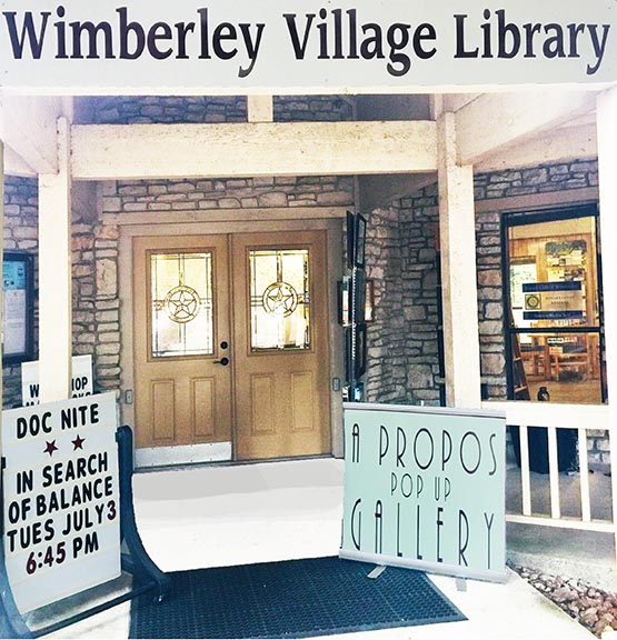 Wimberley Library
