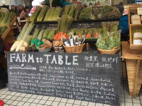 A Guide for Vegetarians in Tokyo
