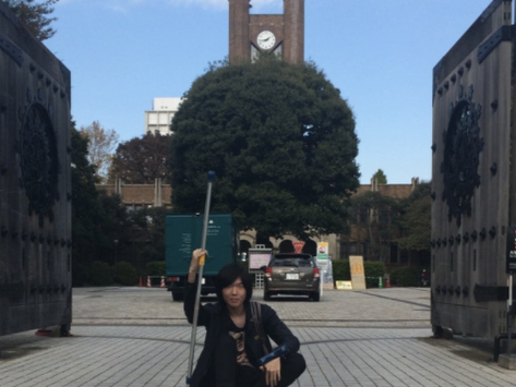 Living in Tokyo with a (Temporary) Handicap