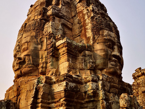 Cambodia: The Bittersweet Smile of Khmer