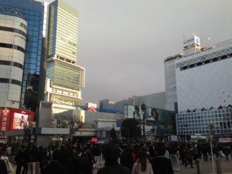 Around Komaba Campus ~Shibuya, Spot to Play~