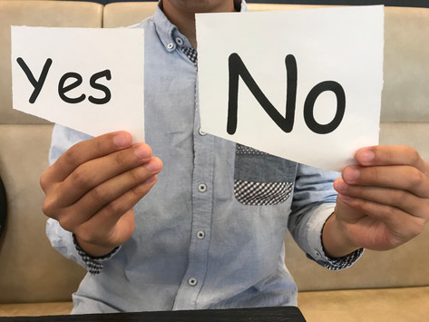Why is it Difficult for Some People to Say No?