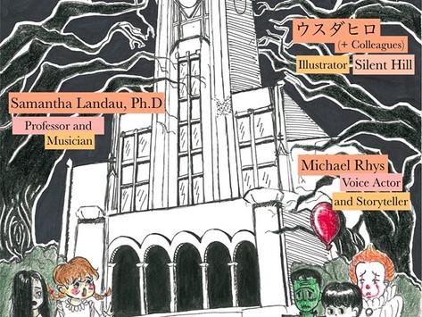 When Horror Met Art: Art Circle BI Hosts Its 12th Event