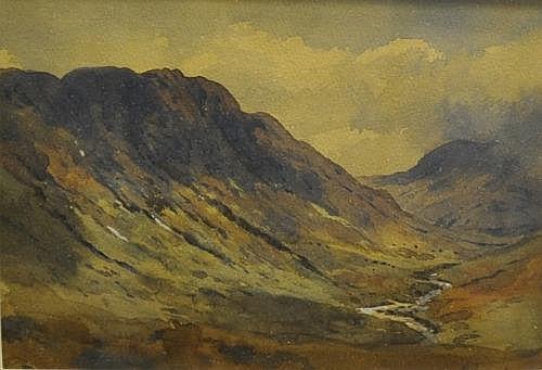 Glen Catacol by Archibald Thorburn