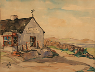 Some of Arran's West Coast Paintings