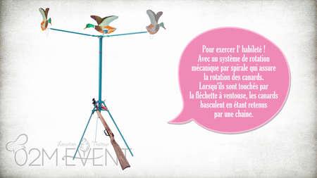 JK14 (Tir aux canards/pigeons)