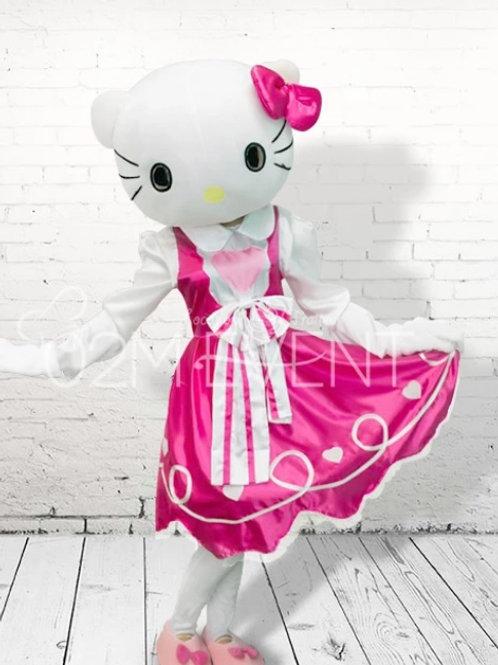 Mascotte Hello Kitty