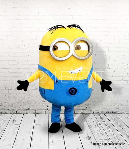 Bonhomme jaune 2