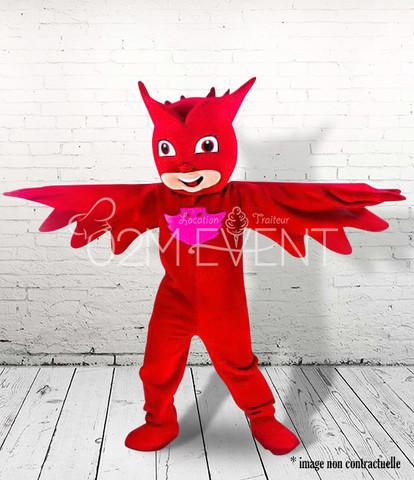"Mini héros ""Rouge"""