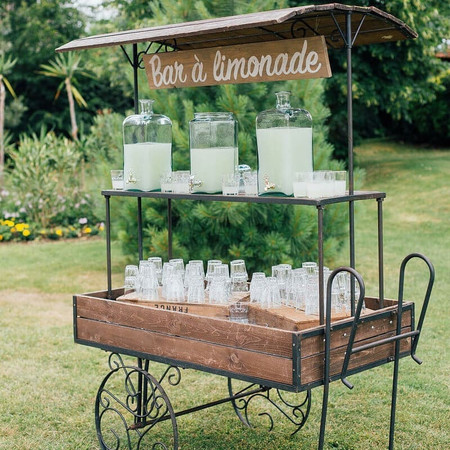 Candy Bar/ Bar à limonades
