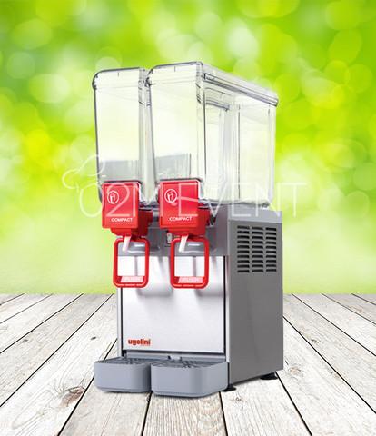 MC10 (Distributeur de boissons fraîches 2 bacs)