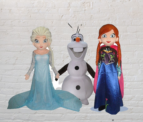 Trio des neiges