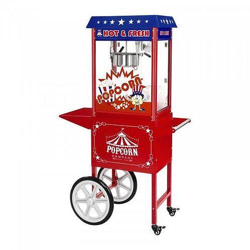 Machine à Popcorn professionnelle sur chariot