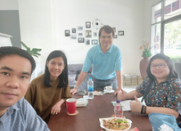 OUR MEETINGS WITH BUSINESS PARTNERS