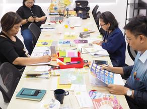 Design Thinking, Storytelling and Creati