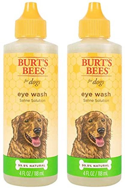 Rince pour les yeux Burt's Bees