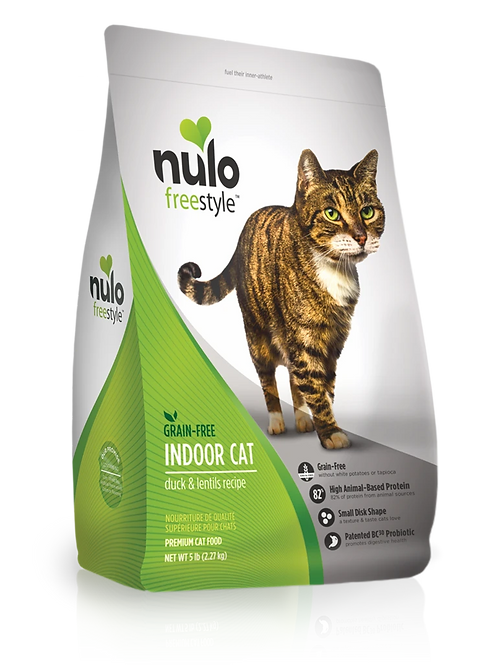 Nulo Indoor Cat