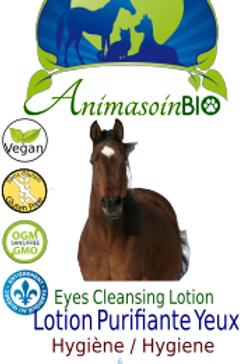 Lotion purifiante pour les yeux AnimasoinBio