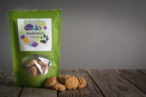Biscuit au beurre d'arachide B.io Animaux