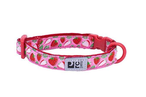 RC pets collier fraise