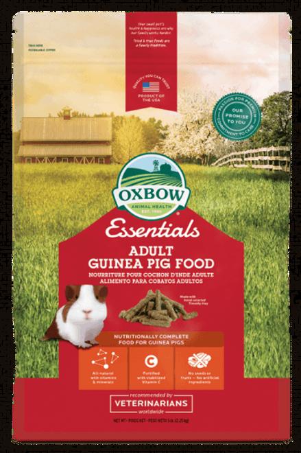 Nourriture pour cochon d'inde Oxbow