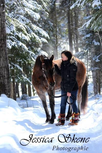 Hippi-que & Compagnons Jessica Skene Photographie potrait couple équin