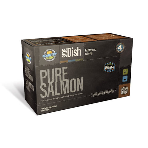 Saumon pur de BCR