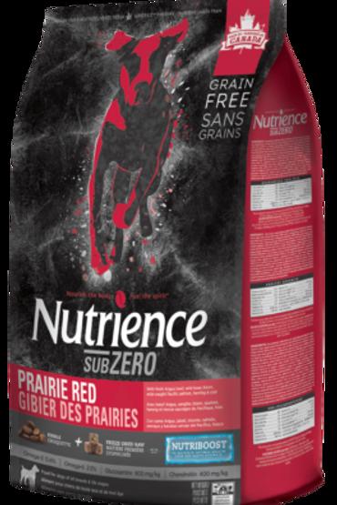 Nutrience Sub Zero Gibier des Prairies