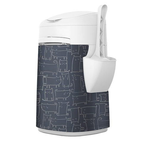 Housse pour poubelle à litière LitterLocker