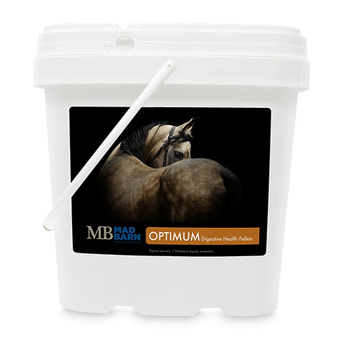 Supplément digestif Optimum digestive health de Mad Barn