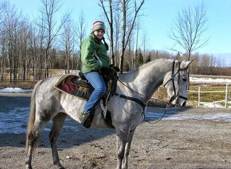 Le jour où le cheval a changé ma vie !
