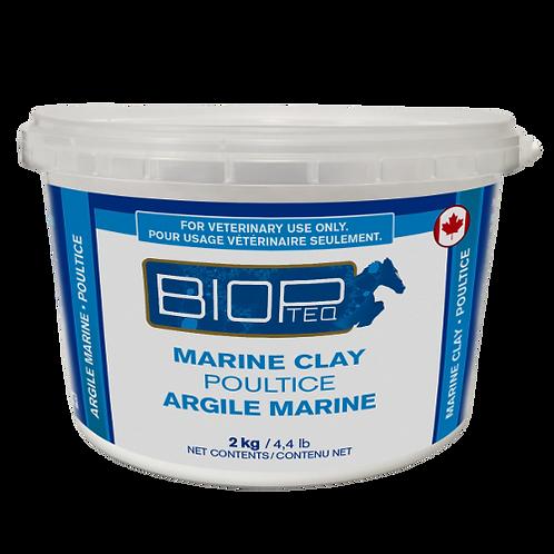 Argile marine de BiopTeq