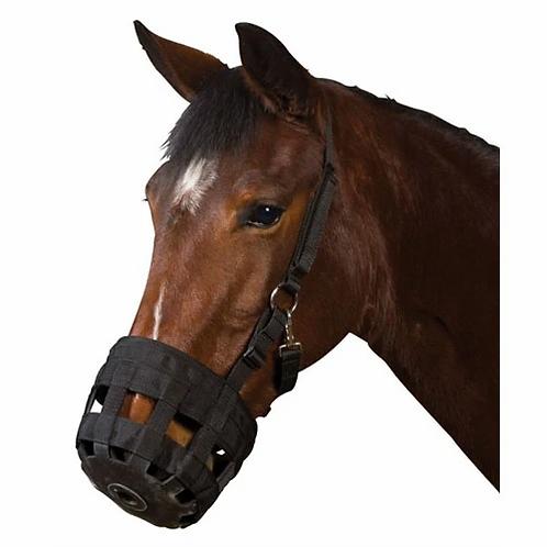 Muselière en néoprène pour chevaux