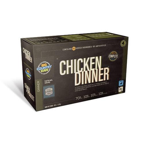 Diner de poulet BCR