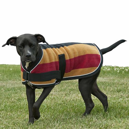 Manteau pour chien rayé Newmarket