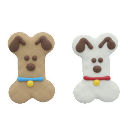Biscuit pour chien Os chien de Bosco and Roxy