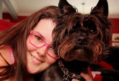 Hippi-que & Compagnons Jessica et Cosmo Chien terrier