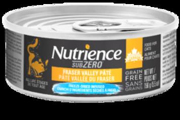 Nutrience Zub-Zero Vallée du Fraser