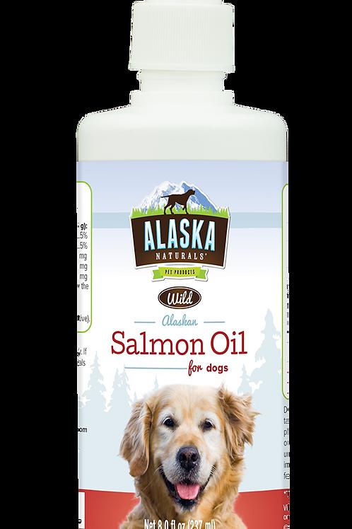 Huile de saumon Alaska's Natural